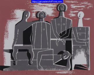 Furniture Family by Azriel Awret