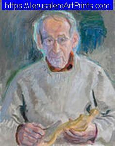Azriel Awret Portrait
