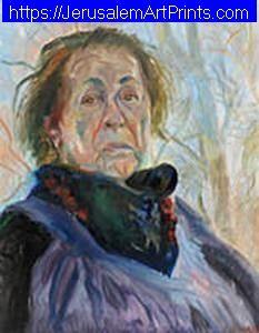 Irene Awret Portrait